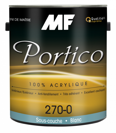 Image sur Portico – Apprêt 270