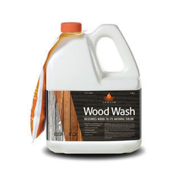 Image sur Wood Wash de Sansin
