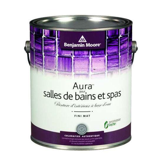 Image sur Aura pour salles de bains et spas